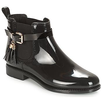 Pantofi Femei Botine André JAMES Negru