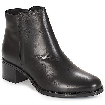 Pantofi Femei Ghete André CREDO Negru