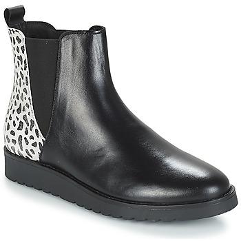 Pantofi Femei Ghete André TRULY Negru