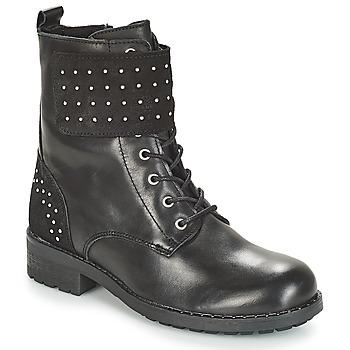 Pantofi Femei Ghete André TAMAR Negru