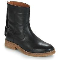 Pantofi Femei Ghete André THEO Negru