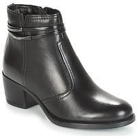 Pantofi Femei Ghete André CALOTINE Negru