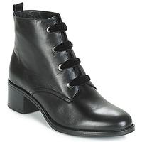 Pantofi Femei Ghete André THARA Negru