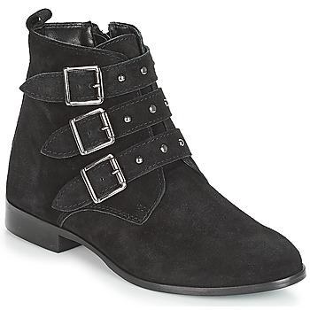 Pantofi Femei Ghete André TIRA Negru