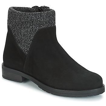 Pantofi Femei Ghete André TRIAL Negru