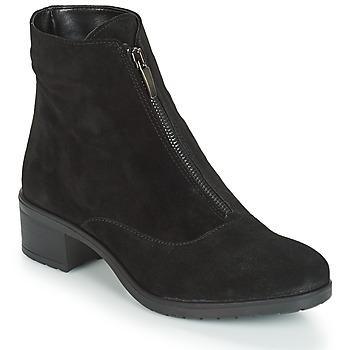 Pantofi Femei Botine André TAX Negru