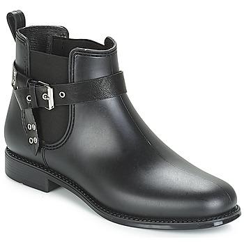 Pantofi Femei Ghete André THAMES Negru