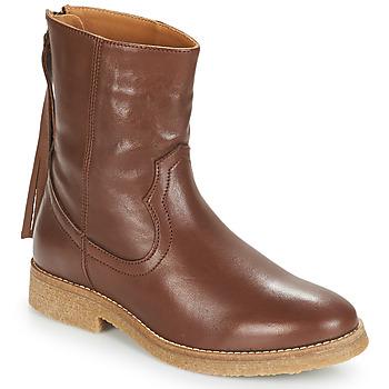 Pantofi Femei Ghete André THEO Maro