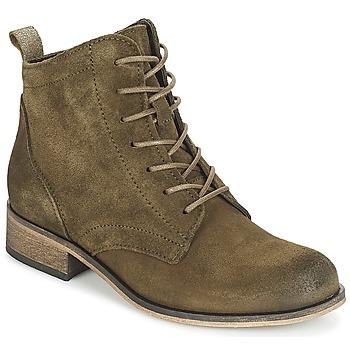 Pantofi Femei Ghete André GODILLOT Verde