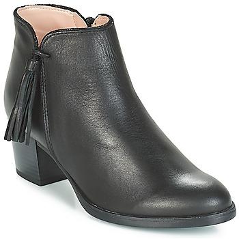Pantofi Femei Botine André PERRINE Negru