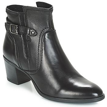 Pantofi Femei Ghete André CALFA Negru
