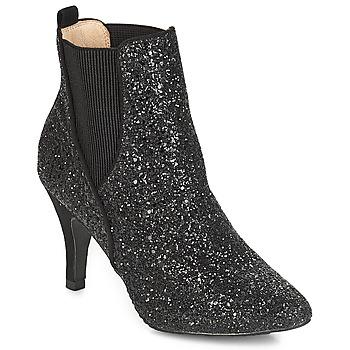 Pantofi Femei Botine André APRIL Negru