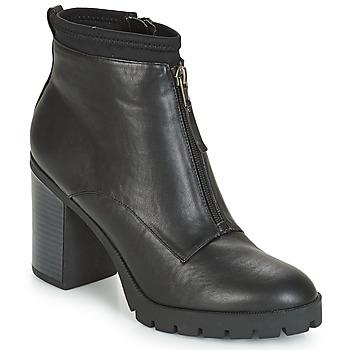 Pantofi Femei Ghete André TROUBADOUR Negru