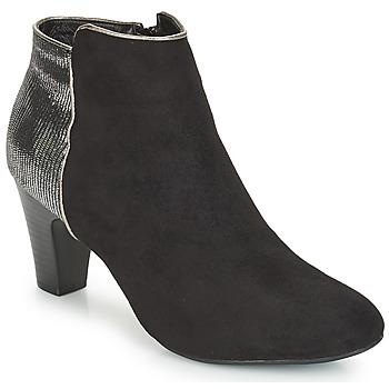 Pantofi Femei Ghete André FLORIE Negru