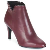 Pantofi Femei Botine André FARA Roșu-bordeaux
