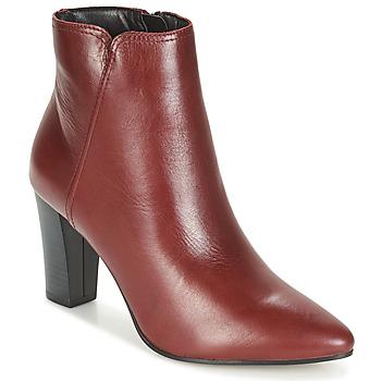 Pantofi Femei Ghete André FAST Roșu-bordeaux