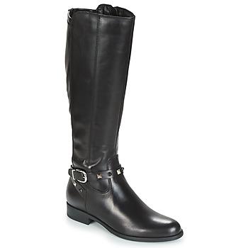 Pantofi Femei Cizme casual André TESS Negru