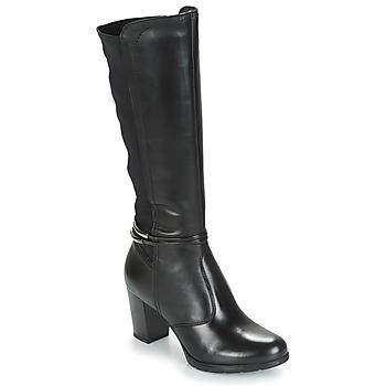 Pantofi Femei Cizme casual André TANIA Negru