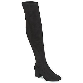 Pantofi Femei Cizme lungi peste genunchi André FLAIR Negru