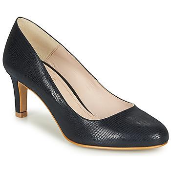 Pantofi Femei Pantofi cu toc André POMARA 3 Bleumarin