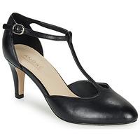 Pantofi Femei Pantofi cu toc André FALBALA Negru
