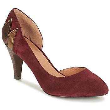 Pantofi Femei Pantofi cu toc André FREESIA Bordo