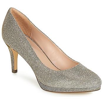 Pantofi Femei Pantofi cu toc André CRYSTAL Argintiu
