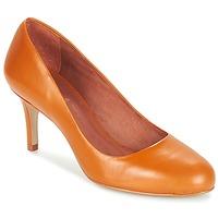 Pantofi Femei Pantofi cu toc André FLAVIE Maro / Portocaliu