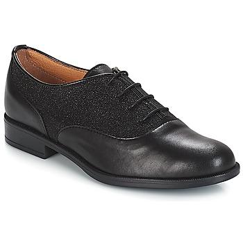 Încăltăminte Femei Pantofi Derby André CHARLY Negru