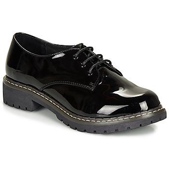 Încăltăminte Femei Pantofi Derby André NEBULEUSE Negru