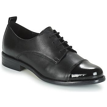 Încăltăminte Femei Pantofi Derby André TEDORA Negru
