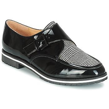 Încăltăminte Femei Pantofi Derby André ACHILLE Negru