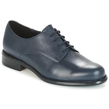Pantofi Femei Pantofi Derby André LOUKOUM Albastru