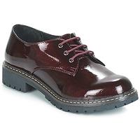 Pantofi Femei Pantofi Derby André NEBULEUSE Roșu-bordeaux