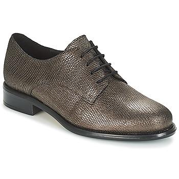 Pantofi Femei Pantofi Derby André LOUKOUM Bronz