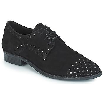 Încăltăminte Femei Pantofi Derby André TWIN Negru