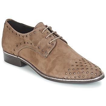 Pantofi Femei Pantofi Derby André TWIN Bej