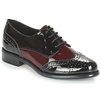 Încăltăminte Femei Pantofi Derby André FRAC Roșu-bordeaux