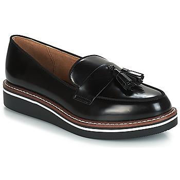 Pantofi Femei Mocasini André TAXI Negru