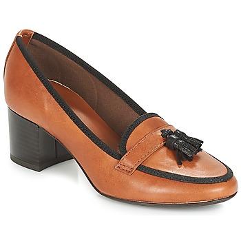 Încăltăminte Femei Pantofi cu toc André TEMPLA Maro