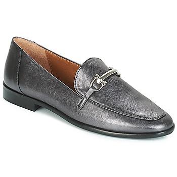 Pantofi Femei Mocasini André FLAVIGNY Argintiu
