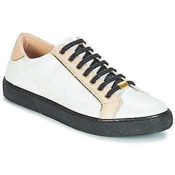 Încăltăminte Femei Pantofi sport Casual André BERKELITA Alb