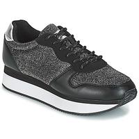 Încăltăminte Femei Pantofi sport Casual André TYPO Negru / Argintiu