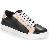 Încăltăminte Femei Pantofi sport Casual André BERKELITA Negru / Bej