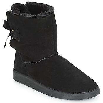 Pantofi Femei Ghete André TOUDOU Negru