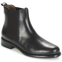 Pantofi Femei Ghete André CARAMEL Negru