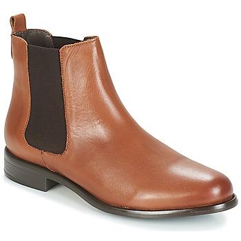Pantofi Femei Botine André CARAMEL Maro