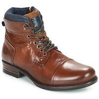 Pantofi Bărbați Ghete André SACLAY Maro