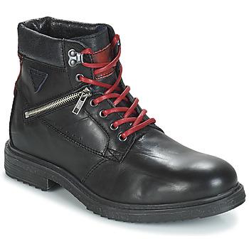 Pantofi Bărbați Ghete André MORRO Negru