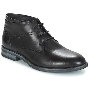 Pantofi Bărbați Ghete André PRATO Negru